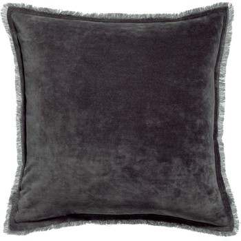 Home Cushions covers Vivaraise FARA Grey / Shaded