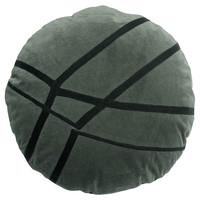 Home Cushions Vivaraise FARA BRODE Grey