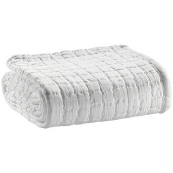 Home Blankets, throws Vivaraise SWAMI White