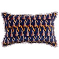 Home Cushions covers Vivaraise TAHIS Blue