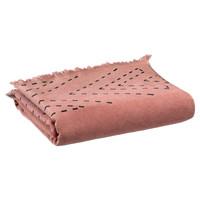 Home Towel and flannel Vivaraise JULIA Pink / Blush
