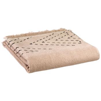 Home Towel and flannel Vivaraise JULIA Sesame