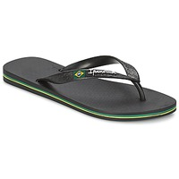 Shoes Women Flip flops Ipanema CLASSICA BRASIL II Black