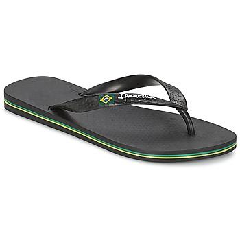 Shoes Women Flip flops Ipanema CLASSICA BRASIL II Black