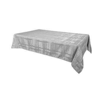 Home Tablecloth Habitable FABIOLA - ARGENTÉ - 145X240 CM Silver