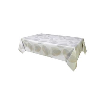 Home Tablecloth Habitable BALEO - ECRU - 140X200 CM Ecru