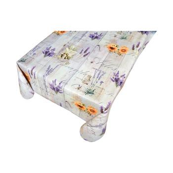 Home Tablecloth Habitable ARLES - GRIS - 140X200 CM Grey