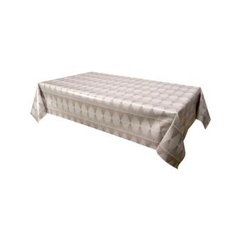 Home Tablecloth Habitable KING - MARRON - 140X200 CM Brown