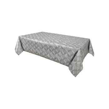 Home Tablecloth Habitable BETON - GRIS - 140X200 CM Grey