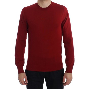 Clothing Men Jumpers D&G Red Cashmere C 8