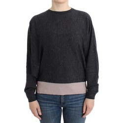Clothing Women Sweaters Costume National Gray knitted 35