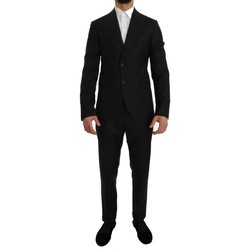 Clothing Men Suits D&G Green Wool Two 25