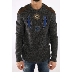 Clothing Men Jumpers D&G Gray Wool Cash 35