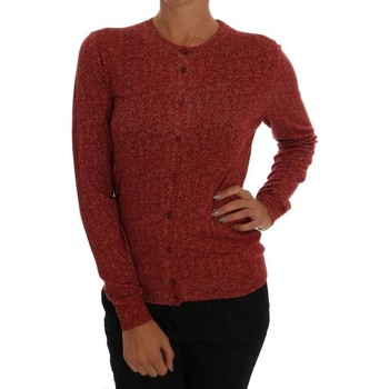 Clothing Women Jackets / Cardigans D&G Red Wool Top C 8