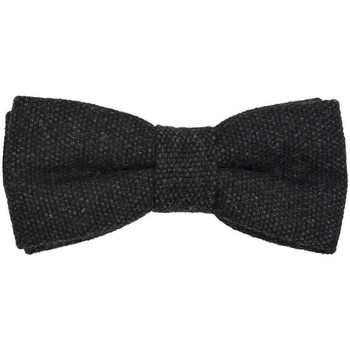 Clothing Men Ties and Accessories Only & Sons  Men's Tie In Black 38