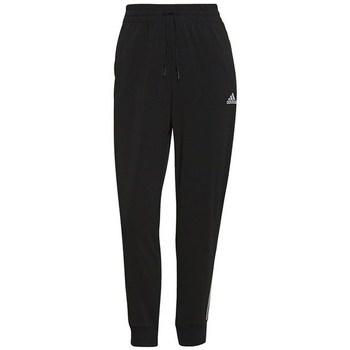 Clothing Women Trousers adidas Originals W 3STRIPES SJ C 78PT Black