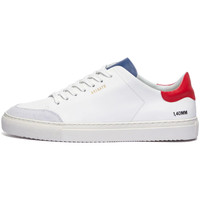 Shoes Men Low top trainers Axel Arigato Clean 90 Triple - White / Blue / Red