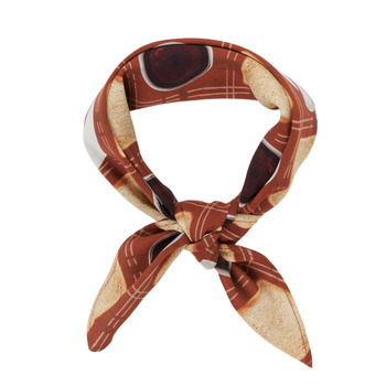 Clothes accessories Women Scarves / Slings Soi Paris x Spartoo PANIER Brown