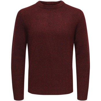 Clothing Men Jumpers Only & Sons  Men's Knitwear In 7136