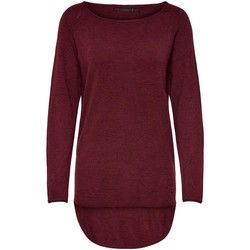 Clothing Women Jumpers Only Women's Knitwear In Brown Brown