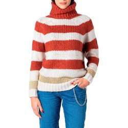 Clothing Jumpers Only Women's Knitwear In Red 8