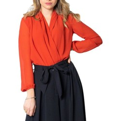 Clothing Women Tops / Blouses Ak Women's Blouse In Red red