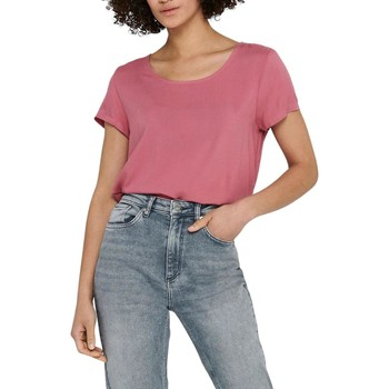 Clothing Women Tops / Blouses Only Women's Blouse In Pink 13