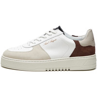 Shoes Men Low top trainers Axel Arigato Orbit Trainers - White / Brown