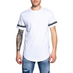 Clothing Men Short-sleeved t-shirts Only & Sons  Men's T-Shirt In W White