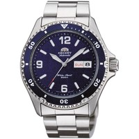 Watches & Jewellery  Men Analogue watches Orient Silver Men Watches Silver