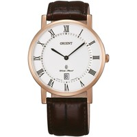 Watches & Jewellery  Men Analogue watches Orient Gold Men Watches gold