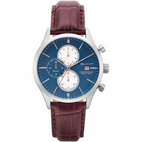 Watches & Jewellery  Men Analogue watches Gant Silver Men Watches Silver