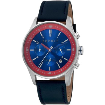 Watches & Jewellery  Men Analogue watches Esprit Silver Men Watches Silver