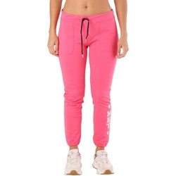 Clothing Women Tracksuit bottoms Met Women's Trousers In Pink 13