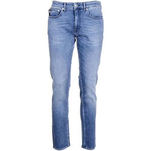 Clothing Men Slim jeans Love Moschino Men's Jeans In B