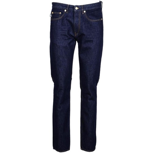 Clothing Men Straight jeans Love Moschino Men's Jeans In B