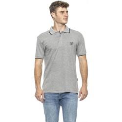 Clothing Men Short-sleeved polo shirts 19V69 Italia Men's Polo In Gre 35