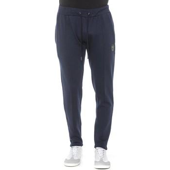 Clothing Men Tracksuit bottoms 19V69 Italia Blu Navy Jeans &a Blue