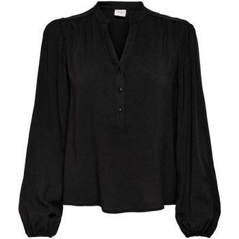 Clothing Women Tops / Blouses Only Women's Blouse In Black 38