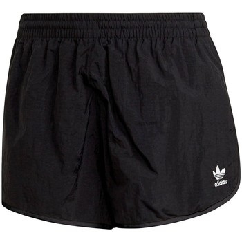 Clothing Women Shorts / Bermudas adidas Originals 3STRIPES Shorts Black