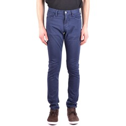 Clothing Men 5-pocket trousers Armani jeans Men's Trousers In 19