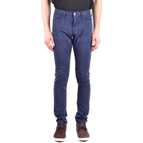 Clothing Men 5-pocket trousers Armani jeans Men's Trousers In