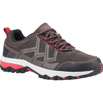 Shoes Men Walking shoes Cotswold Wychwood Low Brown