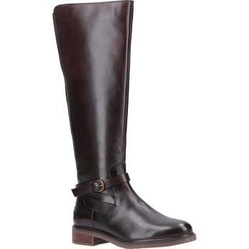 Shoes Women High boots Cotswold Leafield Brown
