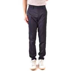 Clothing Men Formal trousers Paolo Pecora Men's Trousers In 38