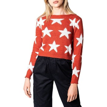 Clothing Women Jumpers Only Women's Knitwear In Red 8