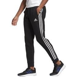 Clothing Men Tracksuit bottoms adidas Originals 3STRIPES FT TE PT Black