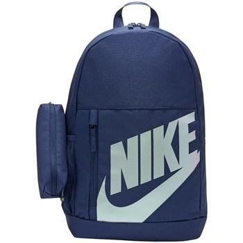 Bags Rucksacks Nike Y Elemental Navy blue