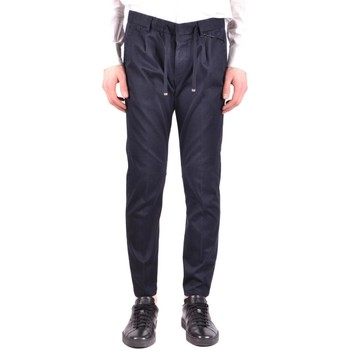 Clothing Men Chinos Paolo Pecora Men's Trousers In 19