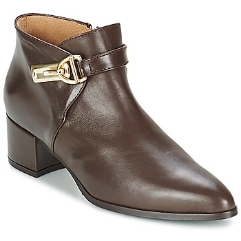Shoes Women Shoe boots Marian MARINO Brown